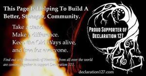 Declaration 127 image