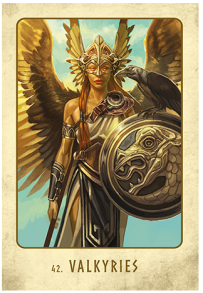 Viking Oracle_Valkyries